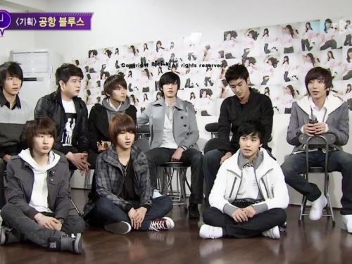 Most of Super Junior